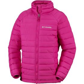 Columbia Powder Lite Jacket Children pink